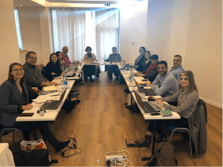 DigitALAD kick-off meeting in Nicosia